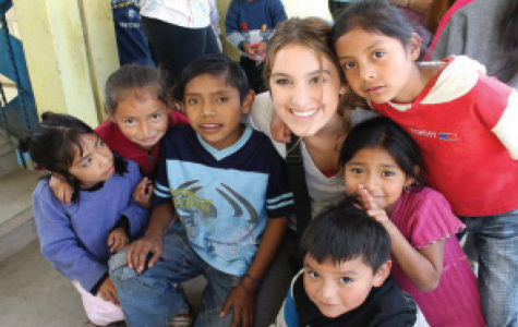 Meet senior philanthropist Emily Isaac