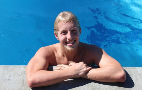 Meet Junior Swimmer Brad Dern