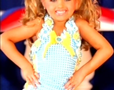 Toddlers and Tiaras presents degrading image of young girls