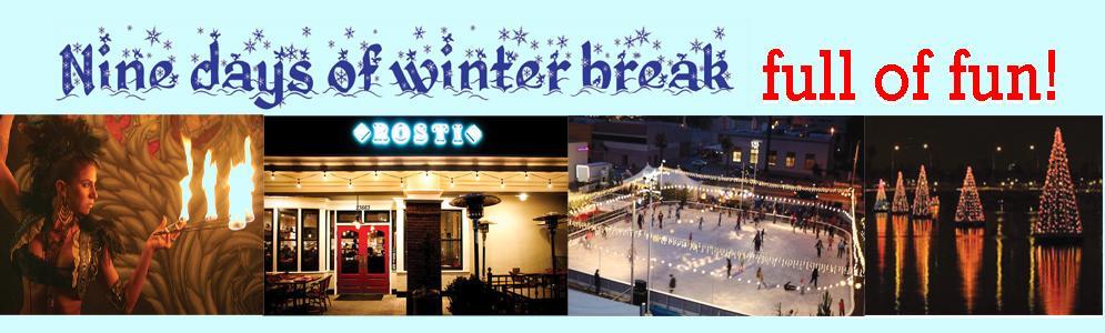 nine days of winter break final