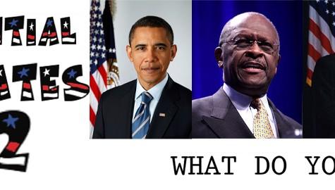 Democrat Barack Obama