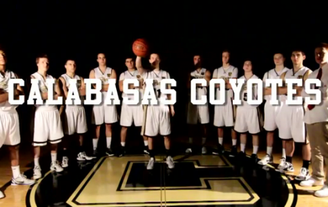 Video promotion for Calabasas Basketball