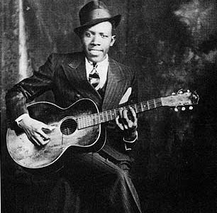 A Blast from the Past: Robert Johnson