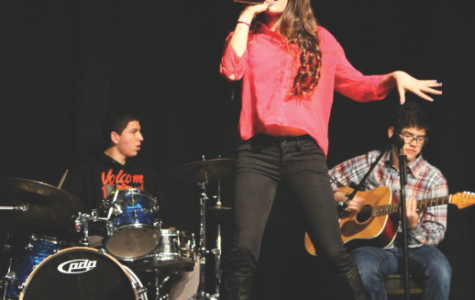 Students perform at annual talent show Cabaret