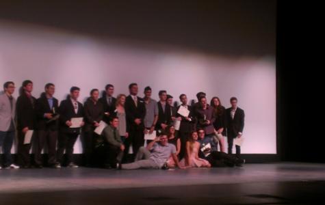 Academy of Media Entertainment Awards 2013 Slideshow