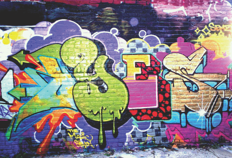 Calabasas Courier Online : Graffiti should be recognized as art ...