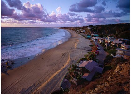 Take an enchanting trip to Crystal Cove