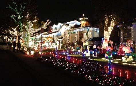 Winter in LA: Candy Cane Lane