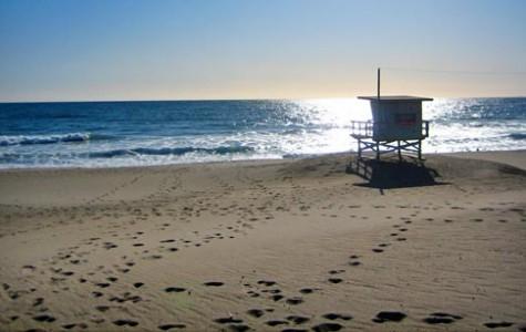 Winter in LA: Zuma Beach