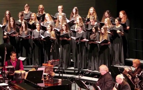 Calabasas Vivace choir will present the Varsity Choir Showcase