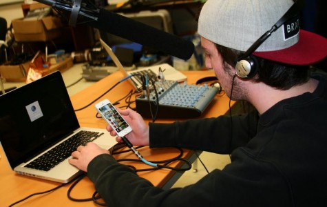 Broadcasting students expand their programs