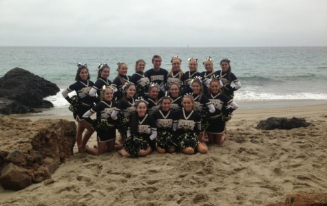 CHS competition cheer team achieves great feats this season