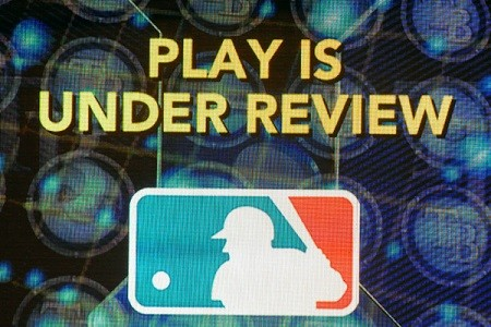 Major League Baseball instant replay  revolutionizes America's pastime