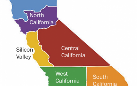 Venture capitalist proposes division of California
