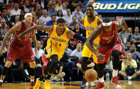 NBA teams fight for 2014 title