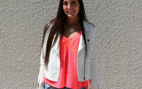 Check out the latest spring fashion trends set by these fashion fanatics: Samantha Levy