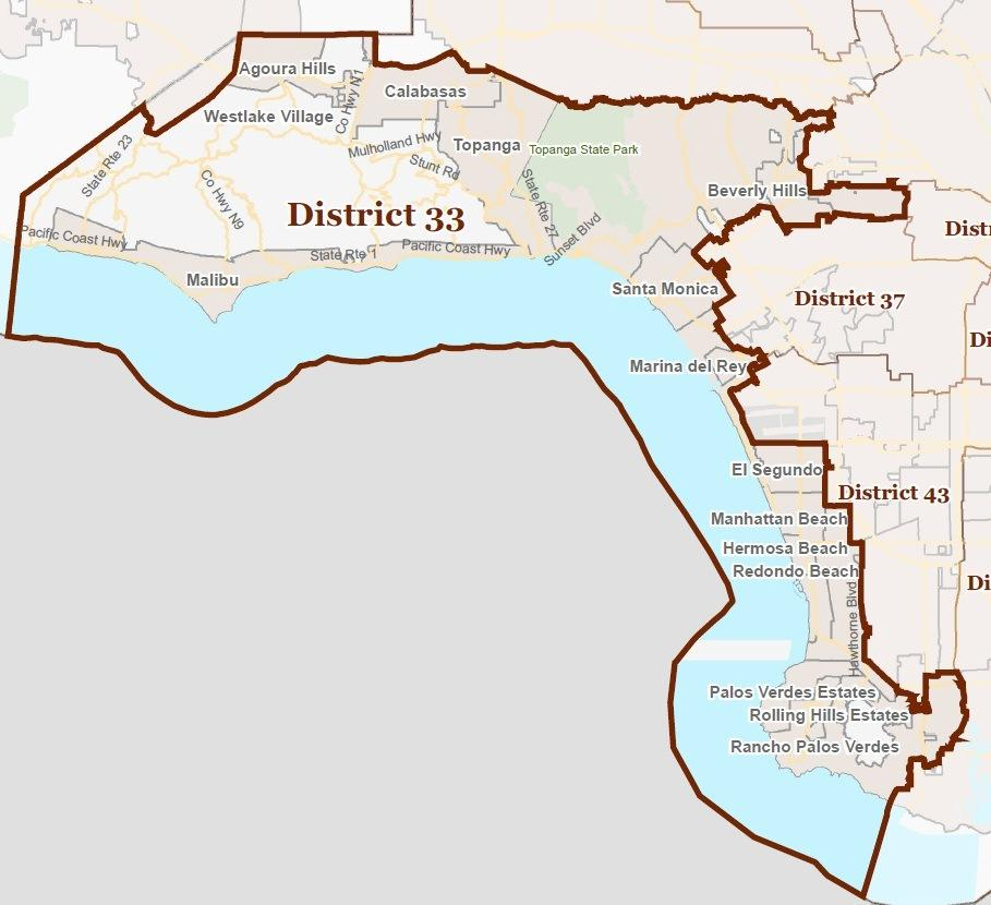 Californias 34th congressional district
