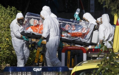 Fear of the Ebola and Polio viruses cause panic