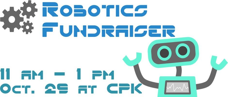 Robotics Findraiser