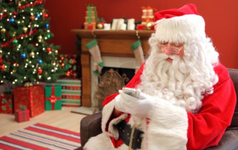 Find out what the Mall Santa Claus is up to this holiday season