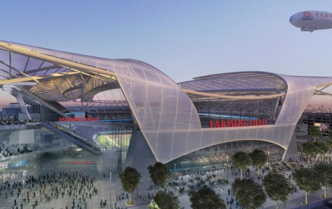 New football stadium in L.A. poses many pressing issues for locals