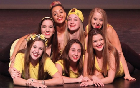 CHS Dance Team Seniors prepare to take their final bows and head to college