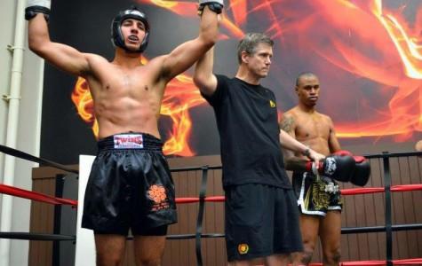 Meet mixed martial artist Ryan Fathi