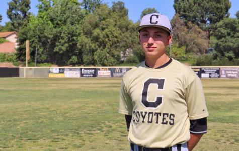 Senior Sammy Kaufman continues his baseball career at New York University