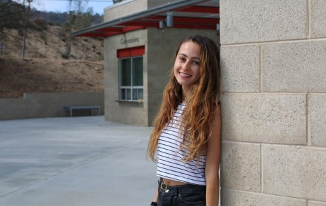 Senior Esmeralda Louvat spends the summer in New York City interning at Ralph Lauren