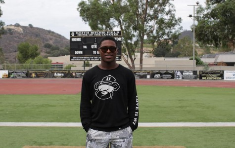 Junior football star Darnay Holmes brings talent to CHS