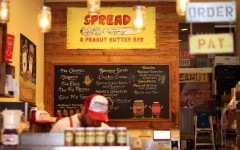 Spread PB is redefining the classic peanut butter and jelly sandwich