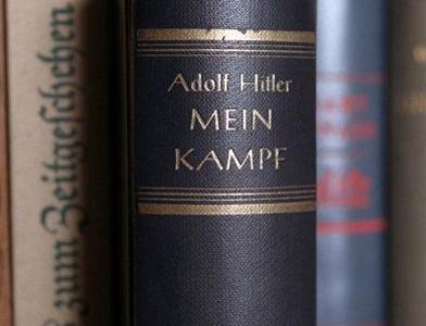 Mein Kampf in schools