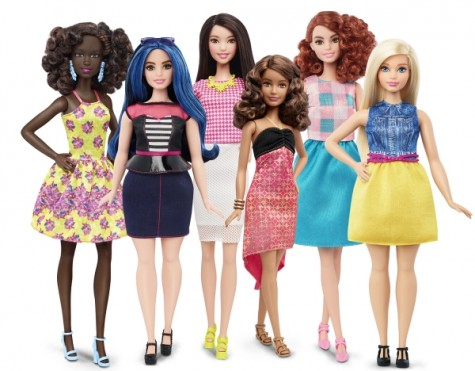 Barbie's controversial makeover