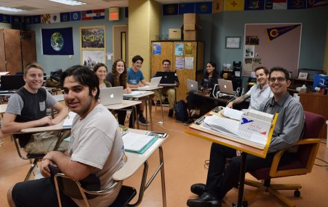 New CHS Academic Decathlon team will face Ventura County