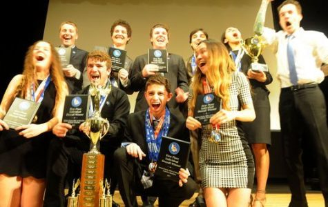 New Calabasas Academic Decathlon team triumphs in Ventura County competition