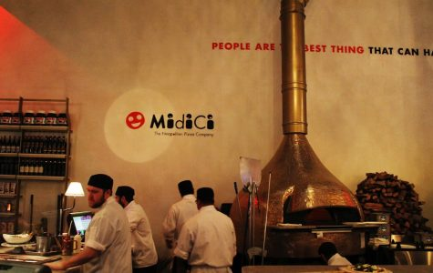 Step into Italy at MidiCi The Neapolitan Pizza Company