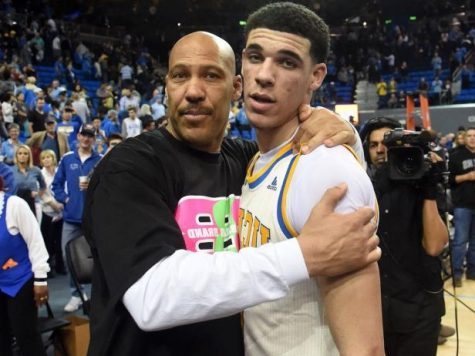 LaVar Ball continues to steal the spotlight from his son Lonzo nearing the NBA draft
