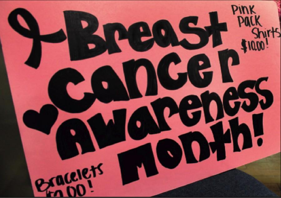 CHS students raise awareness for breast cancer