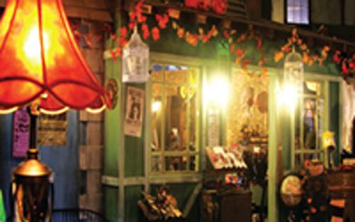 Whimsic Alley brings world of magic to life