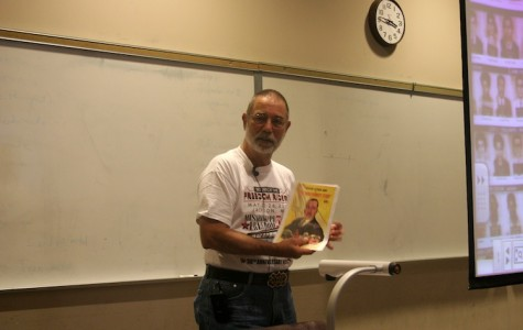 Freedom Rider Rick Sheviakov shared his story with CHS students
