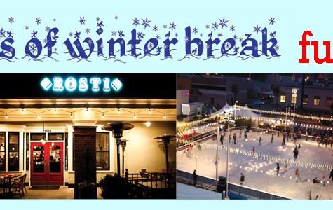 Nine days of winter break
