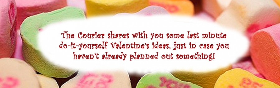Do-it-yourself presents that you can give to everyone this Valentine's Day!