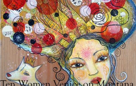 Ten Women art gallery features local female artists