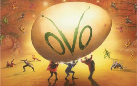 Ovo entertains Santa Monica locals this spring