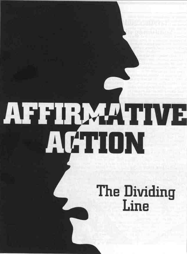 an introduction to affirmative action in the united states Affirmative action was a legislative process that was established with the hopes of providing equal opportunity to minorities due to the egregious political, ethical, and human injustices that were suffered by minorities over the course of the history of the united states, the us supreme court established the validity of the construct of.