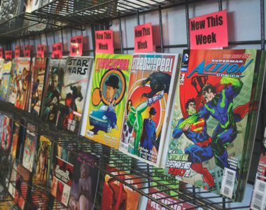 Best Comic Book Store: Galaxy of Comics