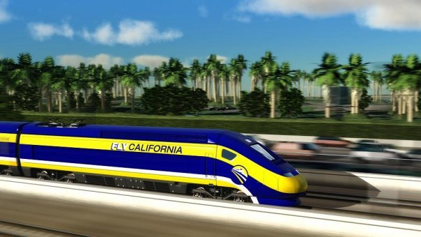 Voters approve funds for California Bullet Train