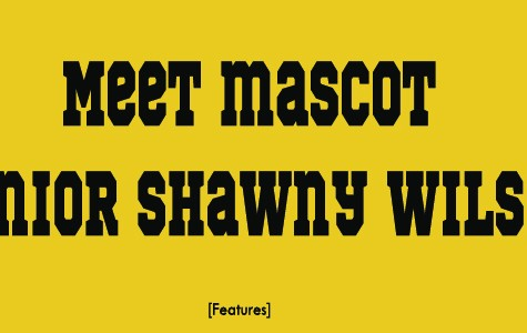 Meet mascot junior Shawny Wilson