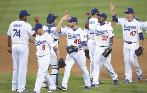 Dodgers upgrade for the 2013 season