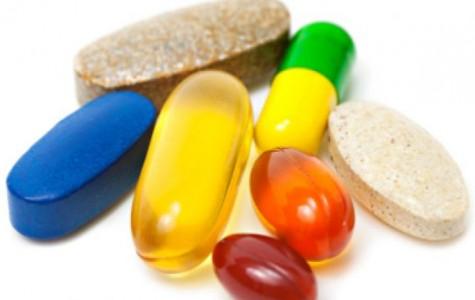 Live healthy, be happy: super vitamins